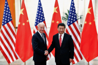Op-ed: Biden and Xi are offering dueling worldviews — the winner will shape the global future