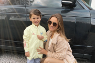Sam Faiers throws her kids amazing Safari-themed sleepover in teepees