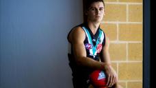 Surgery for Port's Rozee, misses AFL start