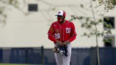 Nats release Jeffress for unspecified 'personnel causes'