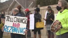 'This is not the place to put it': Divulge held Saturday against proposed crematorium in Edmonton