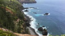 Two-foot tsunami wave hits Norfolk Island