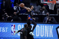 2021 NBA Slam Dunk Contest: Fat highlights of each participant