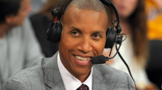Reggie Miller was hilariously confused by the fake crowd noise at the NBA All-Star Sport