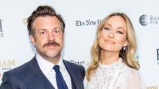 Jason Sudeikis thanks ex-fiancée Olivia Wilde during Critics' Need Awards