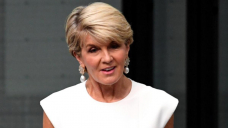 Julie Bishop reveals group of Liberal MPs called themselves the 'sizable swinging d****' club