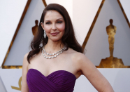 Ashley Judd says 'nights are a savage agony' as she recovers from broken leg after Congo rainforest fall