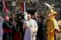 The symbolic power of the papal visit to Iraq