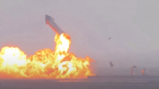 Max Q: Starship's good landing (and less good post-landing)