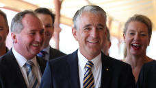 John Anderson refuses to 'die questioning' prompting decision to run for NSW Senate