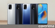 Oppo A74 renders floor, will be available in 4G and 5G flavors