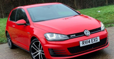 You Can Now Buy A Mk7 VW Golf GTD For Apt £8k