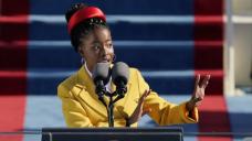 Poet Gorman says she was racially profiled