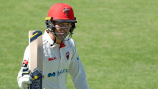 Carey ton puts SA in control against NSW