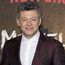 Andy Serkis walked around on all fours to stay in character as Gollum