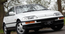 This 10k-Mile Honda CRX Is Listed For A Ridiculous £50k