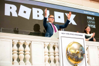 Roblox elevates to $38 billion market cap as public investors get their first crack at the popular kids game app