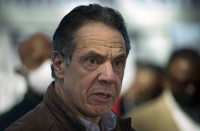 File: Cuomo groped female aide in governor's residence