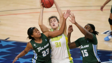 No. 20 South Florida women hold off Tulane in AAC semis