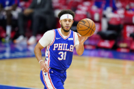 Sixers impressed by Seth Curry in first post All-Star break practice