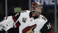 Coyotes' Kuemper could miss significant time with injury