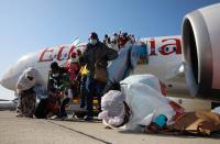 Final Ethiopian aliyah flight of Operation Rock of Israel arrives