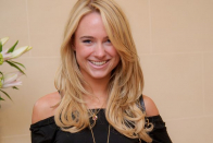 The attach is Made In Chelsea's Kimberley Garner now including love life and career