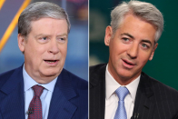 Stanley Druckenmiller, Bill Ackman are among the big early investors in hot IPO Coupang