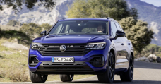 The Recent VW Touareg R Costs £72k (Which Is no longer As Costly As It Sounds)