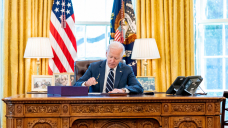 What Republicans don't earn: Biden's oversized COVID relief package is a new start for America