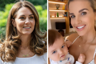 Kate Middleton can't get enough of her personalised mum necklace – get it here