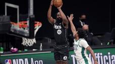 Irving scores 40, Nets beat Celtics 121-109