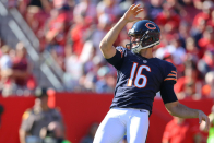 Document: Bears are signing punter Pat O'Donnell to one-300 and sixty five days deal