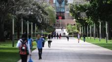 Unis retain international student focus
