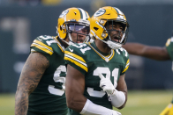 Packers save $750K in cap space by restructuring Adrian Amos' deal