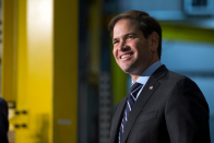 Marco Rubio says he 'stands with' Amazon warehouse workers
