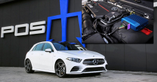 The Posaidon Mercedes-AMG A35 'RS400' Has A45-Matching Energy Stages