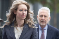 Elizabeth Holmes trial likely delayed because she's pregnant