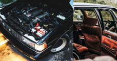 How A Wrecked Toyota Impress II Became Changed into Into This 1JZ JDM Luxo-Weapon