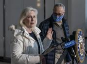 U.S. Sens. Schumer and Gillibrand call on Recent York Gov. Andrew Cuomo to resign