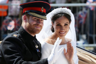 Meghan Markle and Prince Harry kept sweet wedding momento to put in their home