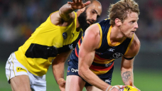 Crows shooting for AFL finals: Sloane