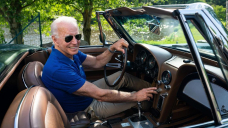 How White Dwelling photographer shapes the way the world sees Biden
