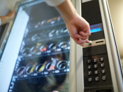 How vending machines slot neatly into the pandemic trend of contact-free cuisine
