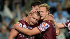 DCE already feeling freed up by Foran
