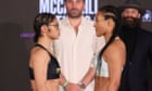 Jessica McCaskill v Cecilia Brækhus II: undisputed welterweight championship – live!