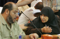 For the first time, Hamas places women at top political positions