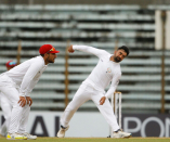 Rashid's best anchors Afghanistan's sequence-levelling win over Zimbabwe