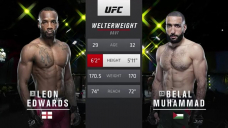 UFC Battle Evening main event ends in no contest after eye poke – watch and photo