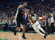 Spurs' Aldridge linked to Celtics as a trade target, but does that make sense?